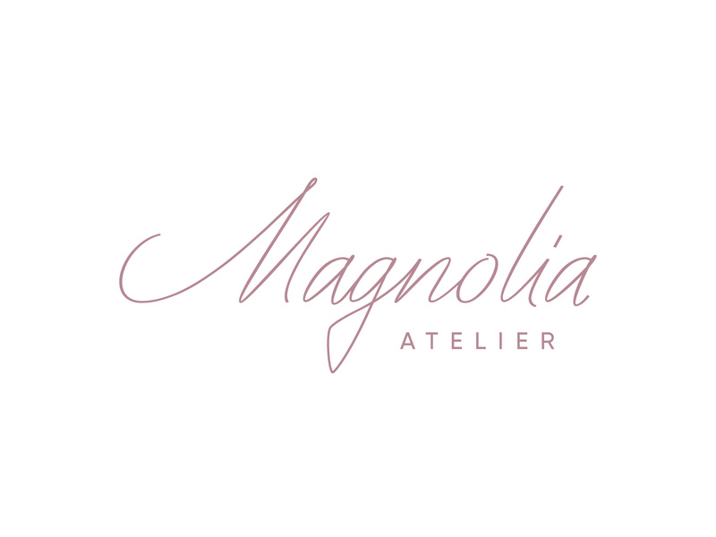 Magnolia — Logo by Silk Eight Studio on Dribbble.