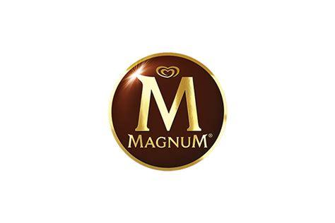 Magnum ice cream Logos.