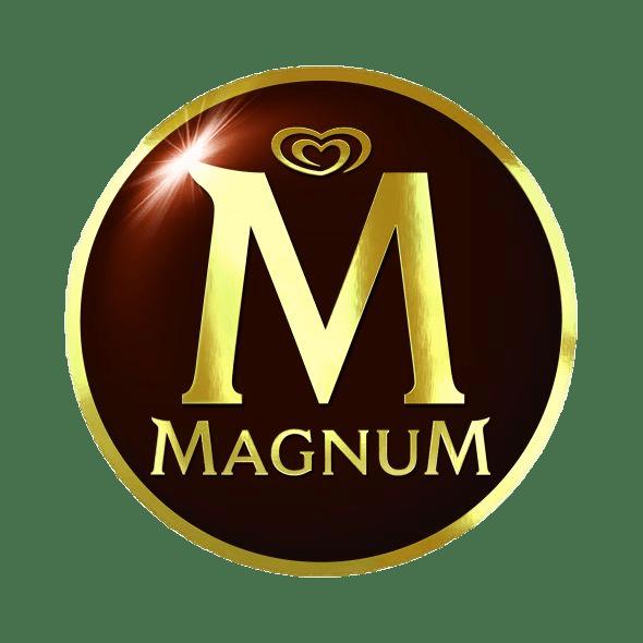 Magnum Logo transparent PNG.