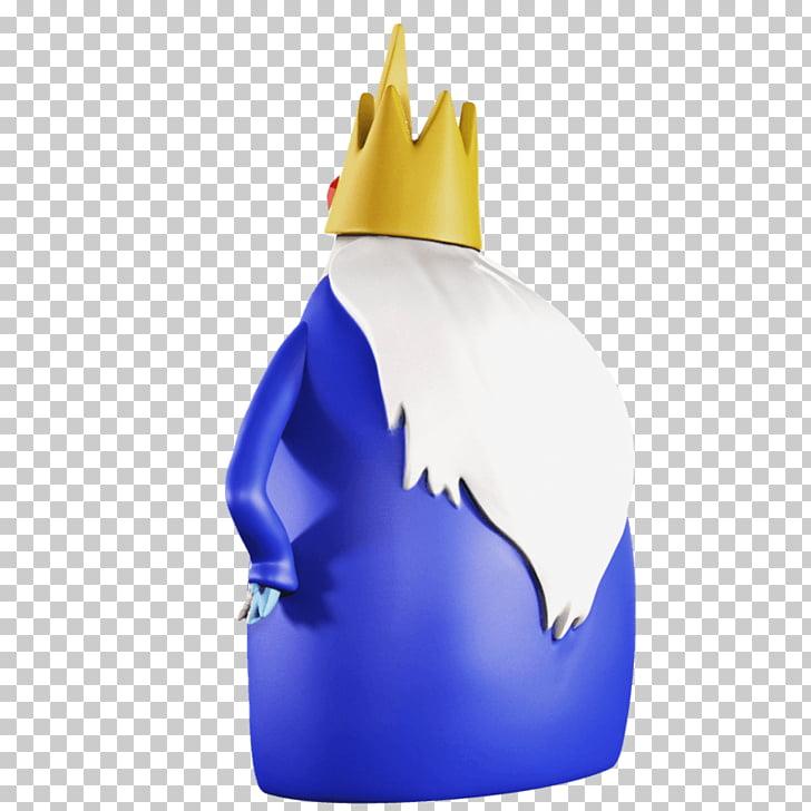 Rey de hielo jaxx poderoso atrapar al pingüino mago, jaxx.