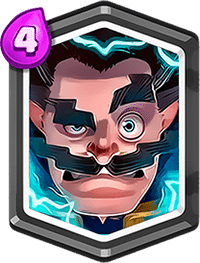 Clash royale png mago electrico » PNG Image.