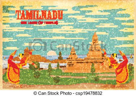 Mahabalipuram Vector Clipart EPS Images. 3 Mahabalipuram clip art.