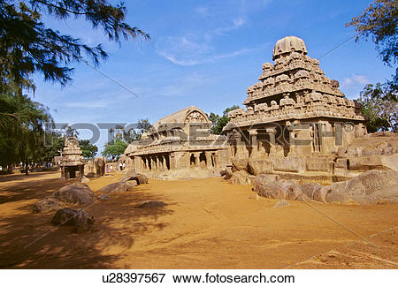 Picture of Mahabalipuram u28397567.