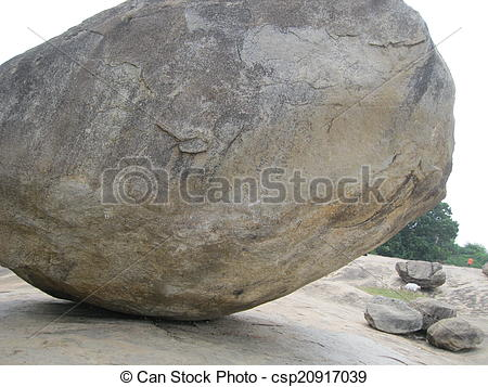 Stock Photos of Hanging Stone.