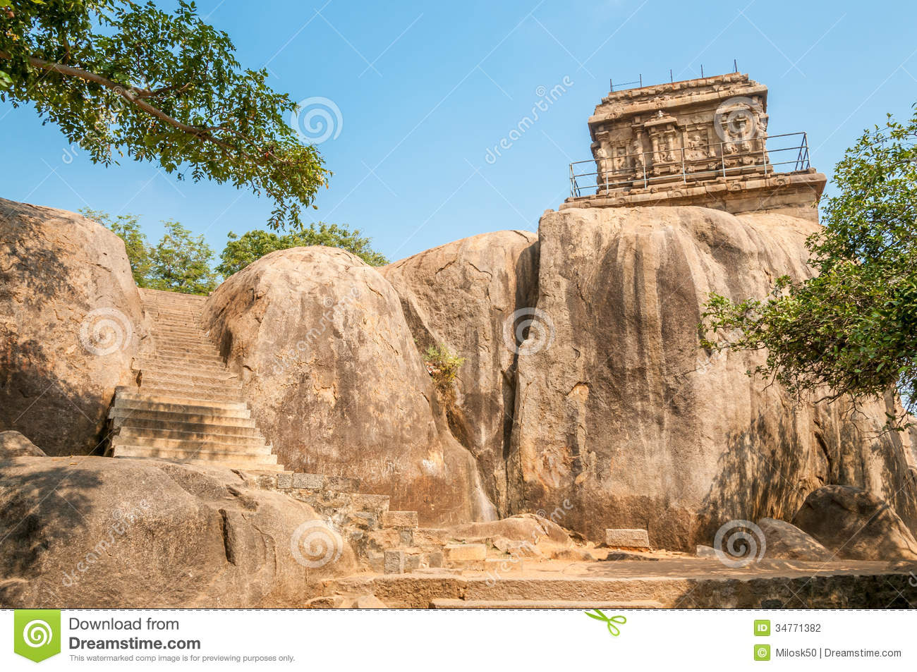 Mamallapuram Stock Photos, Images, & Pictures.