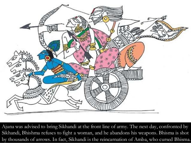 Mahabharata.
