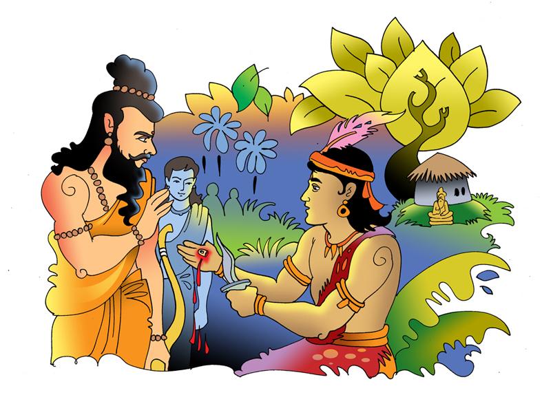 Mahabharatha Story.