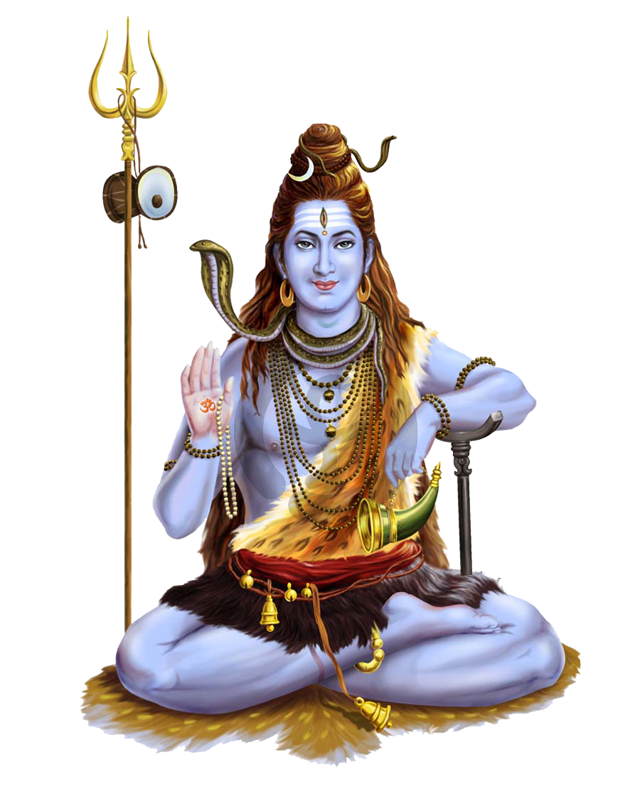 Shiva PNG Transparent Images, Pictures, Photos.