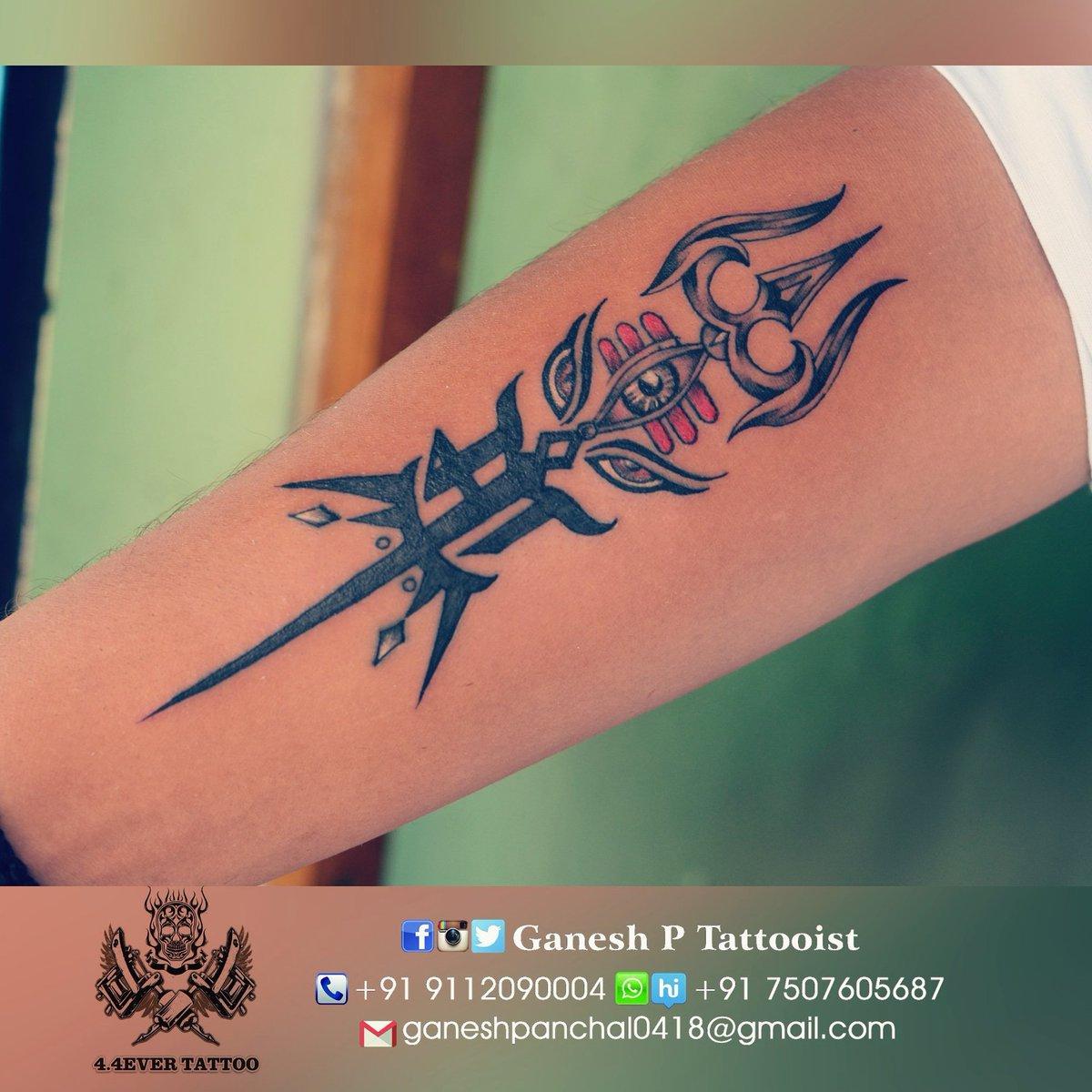 Mahakal Tattoo Images Free Download.