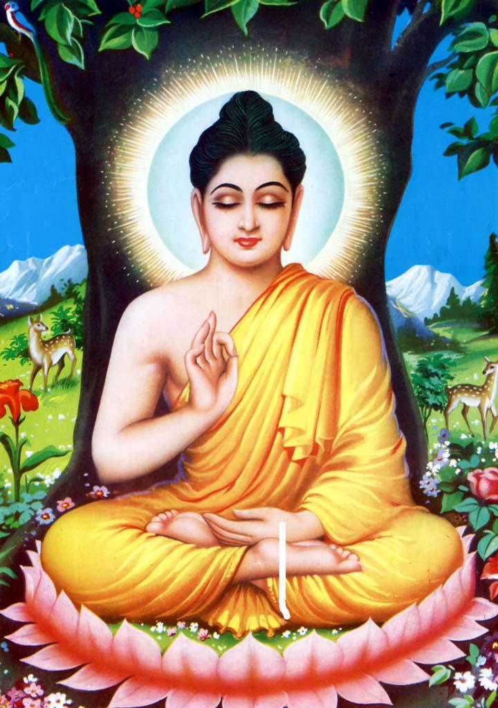 CLIP ARTS AND IMAGES OF INDIA: Buddha, Mahavir & Sikh Guru.