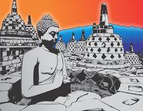 Mahayana Stock Illustrations.