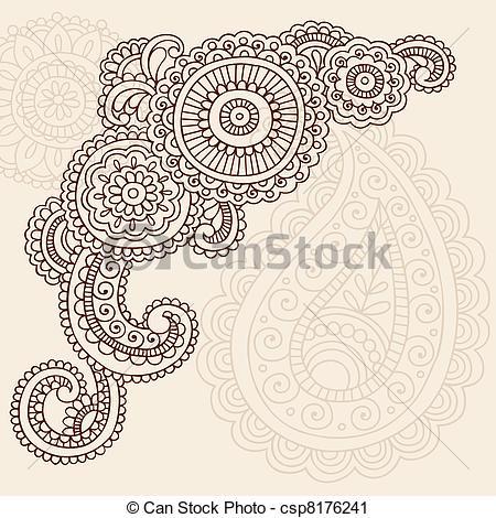 Mehndi Clipart and Stock Illustrations. 6,308 Mehndi vector EPS.