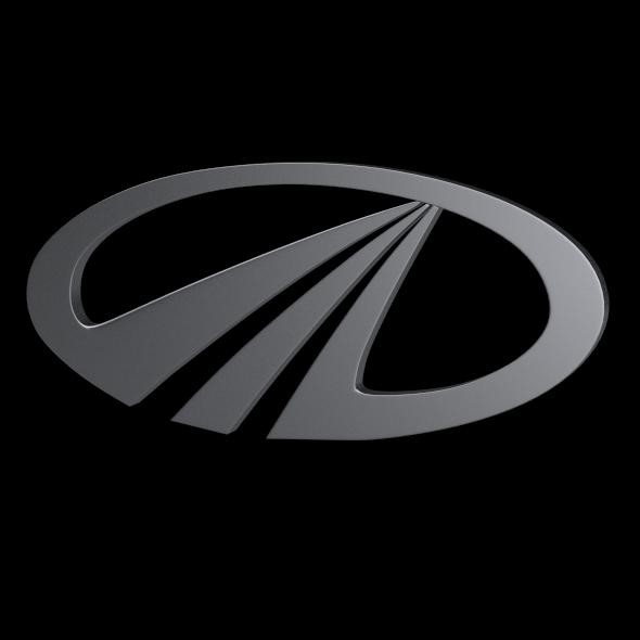 Mahindra Logo.
