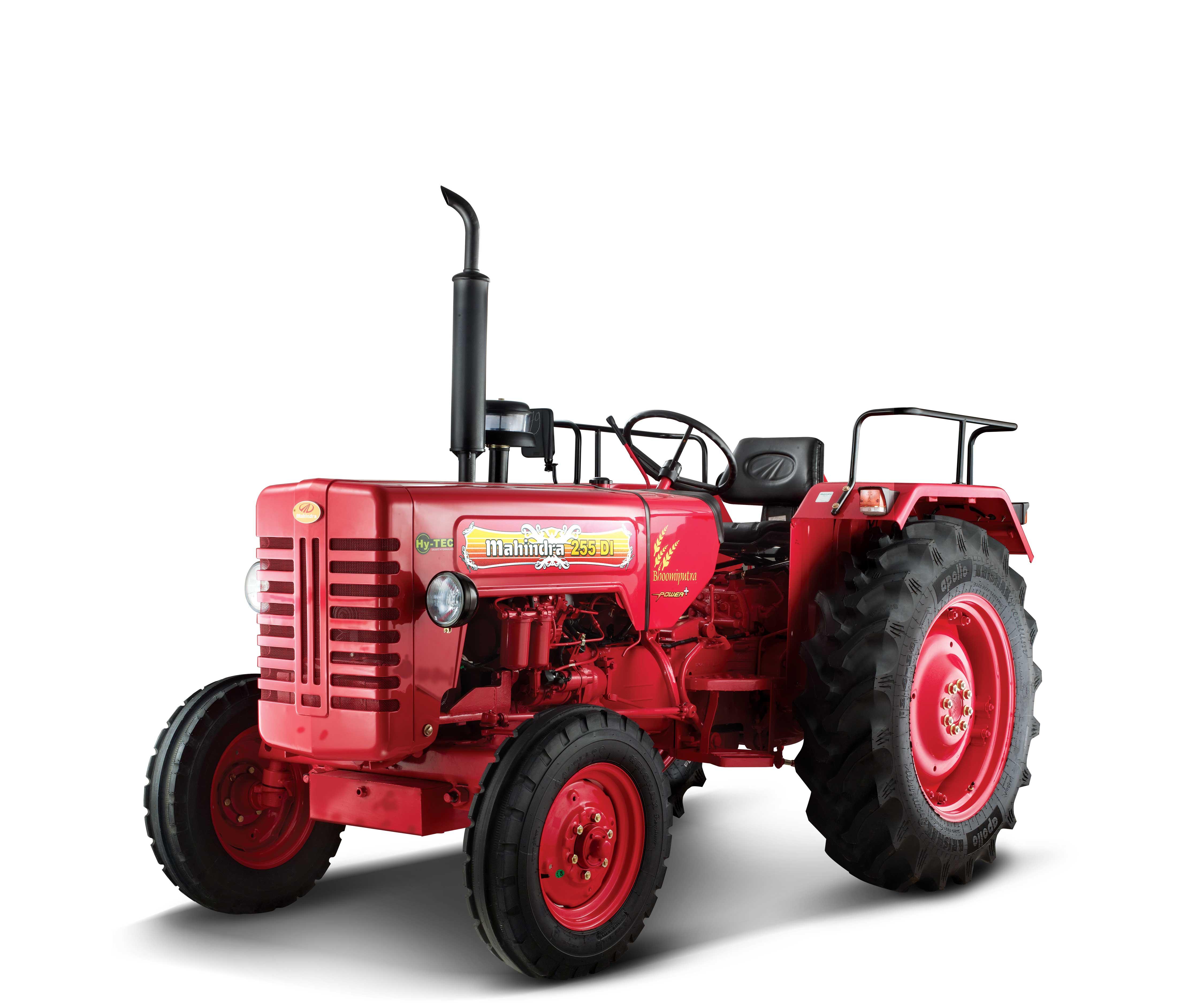 Mahindra Tractors launches the new Mahindra 255 DI PowerPlus.