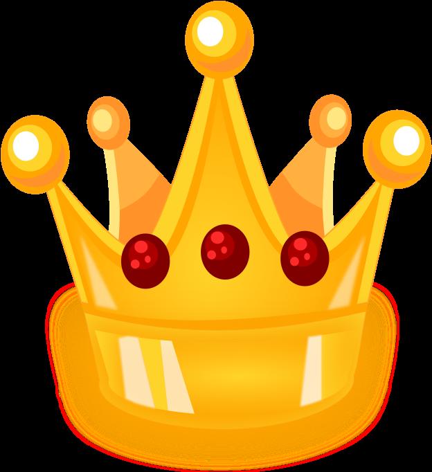 Mahkota Ratu Tanpa Background Clipart.