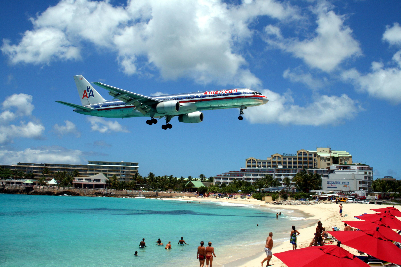 St. Maarten Maho Beach, St. Maarten was amazing!.