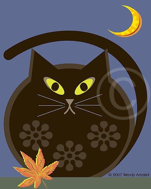 1000+ images about Cat Art on Pinterest.