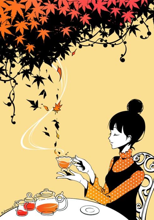 1000+ images about Autumn Tea on Pinterest.