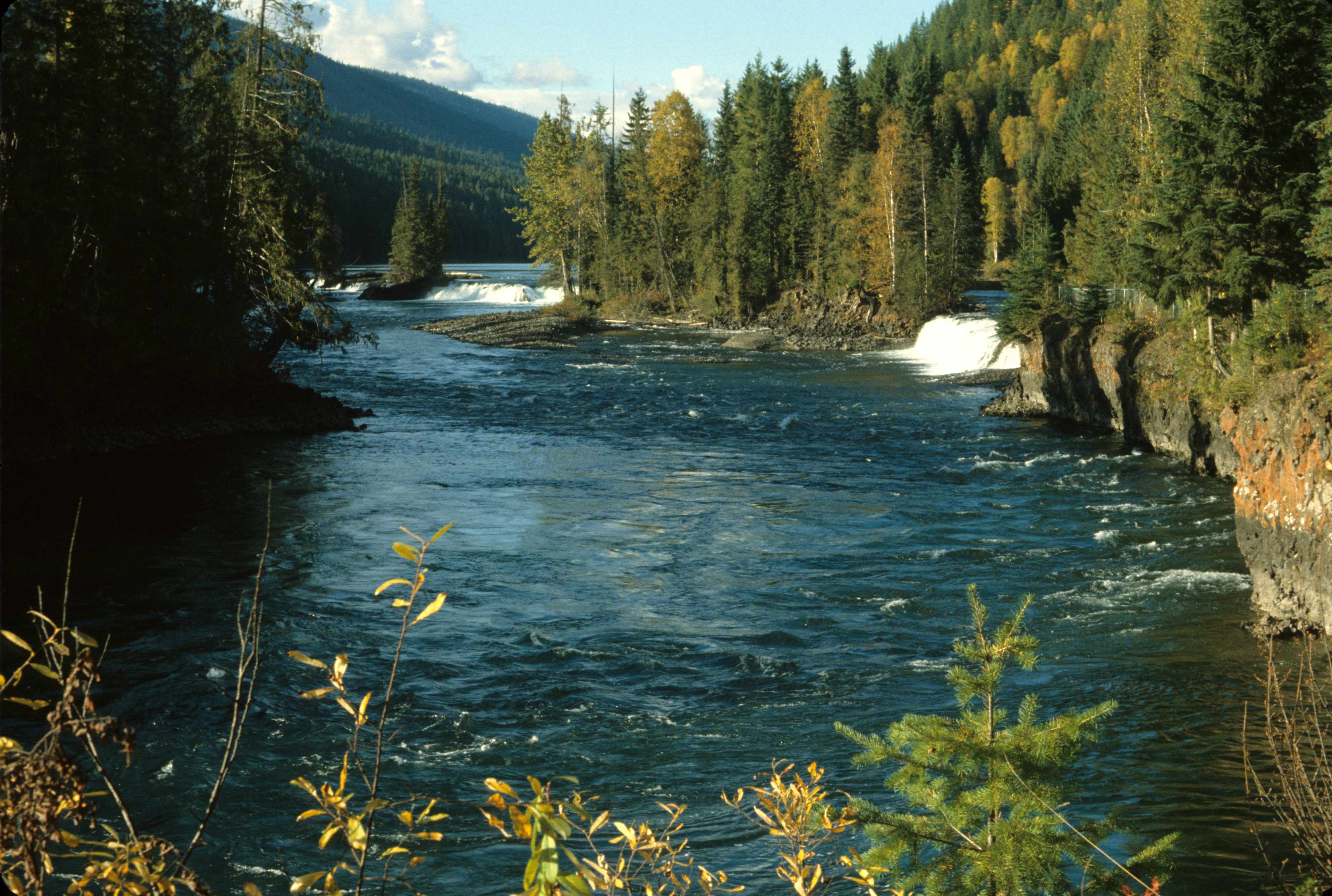Clearwater River (British Columbia).