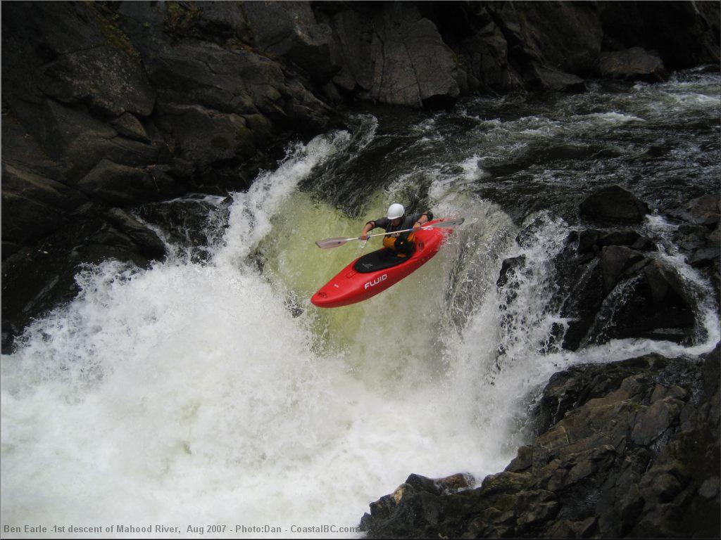 your coastal british columbia paddle photos.