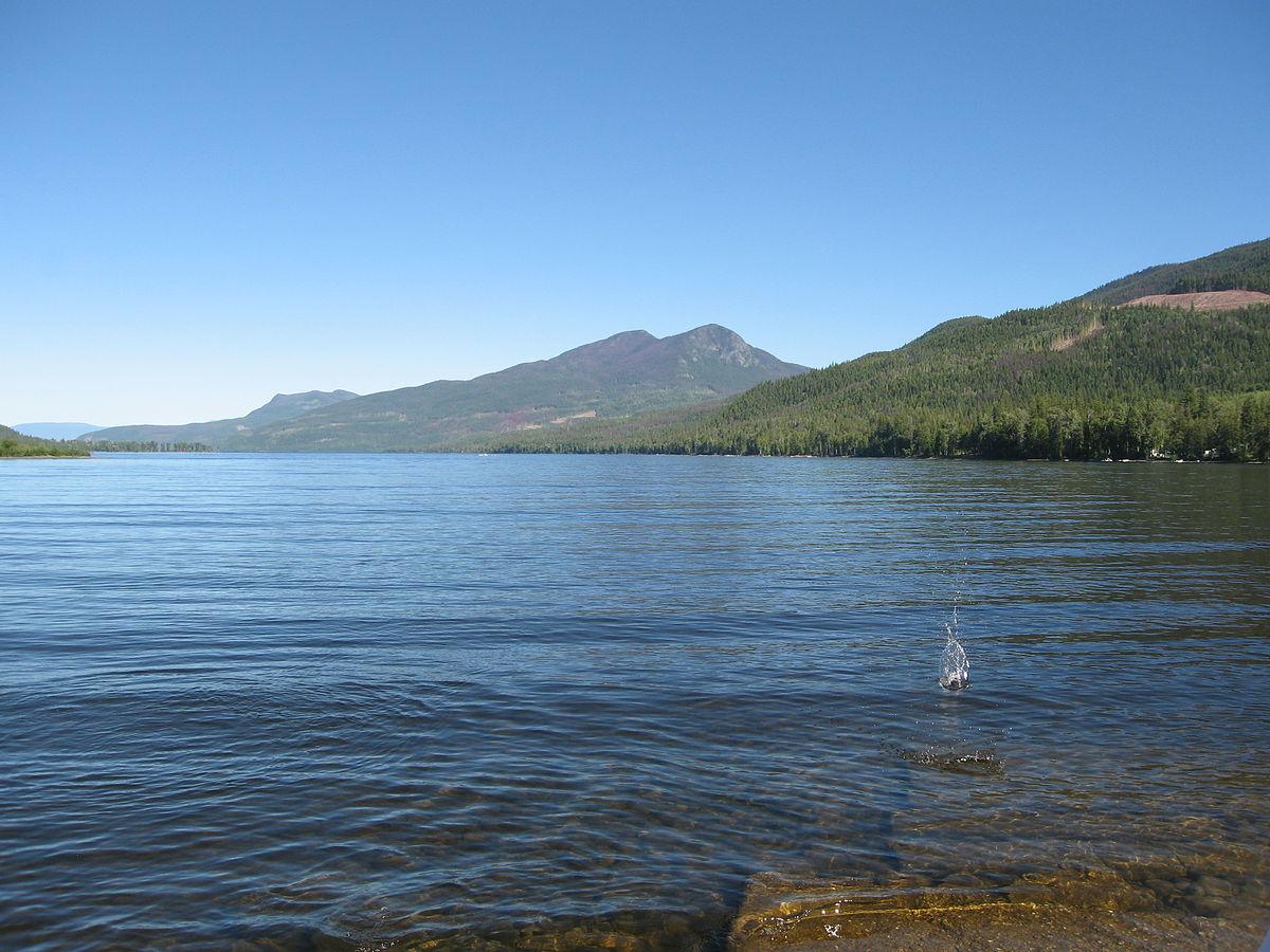 Mahood Lake.