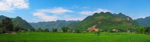 Scenic Landscape Mai Chau Vietnam Stock Photos, Images, & Pictures.