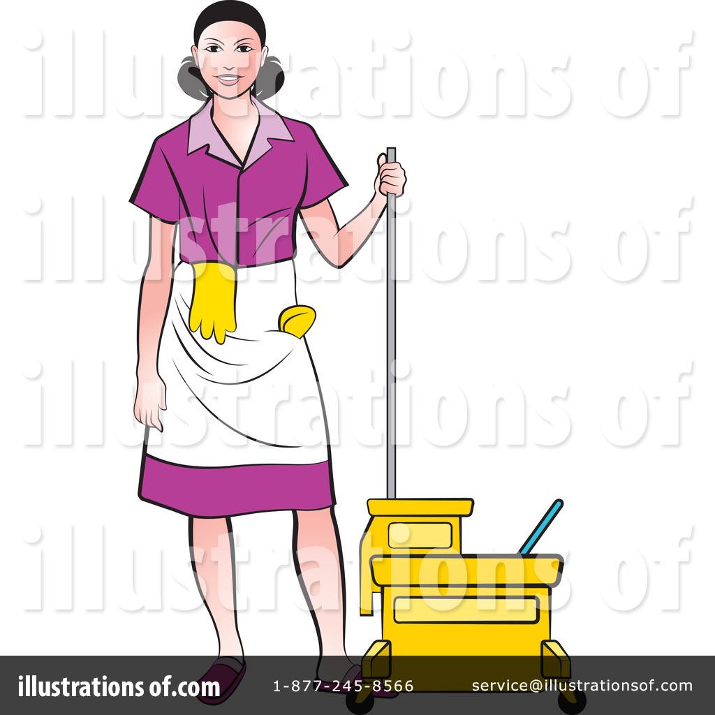 Maid Clipart #1314611.