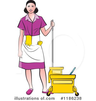 Maid Clipart #1186238.