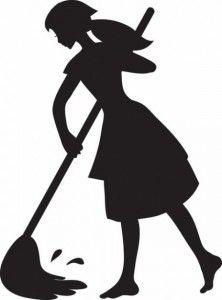 a Maid! lol.