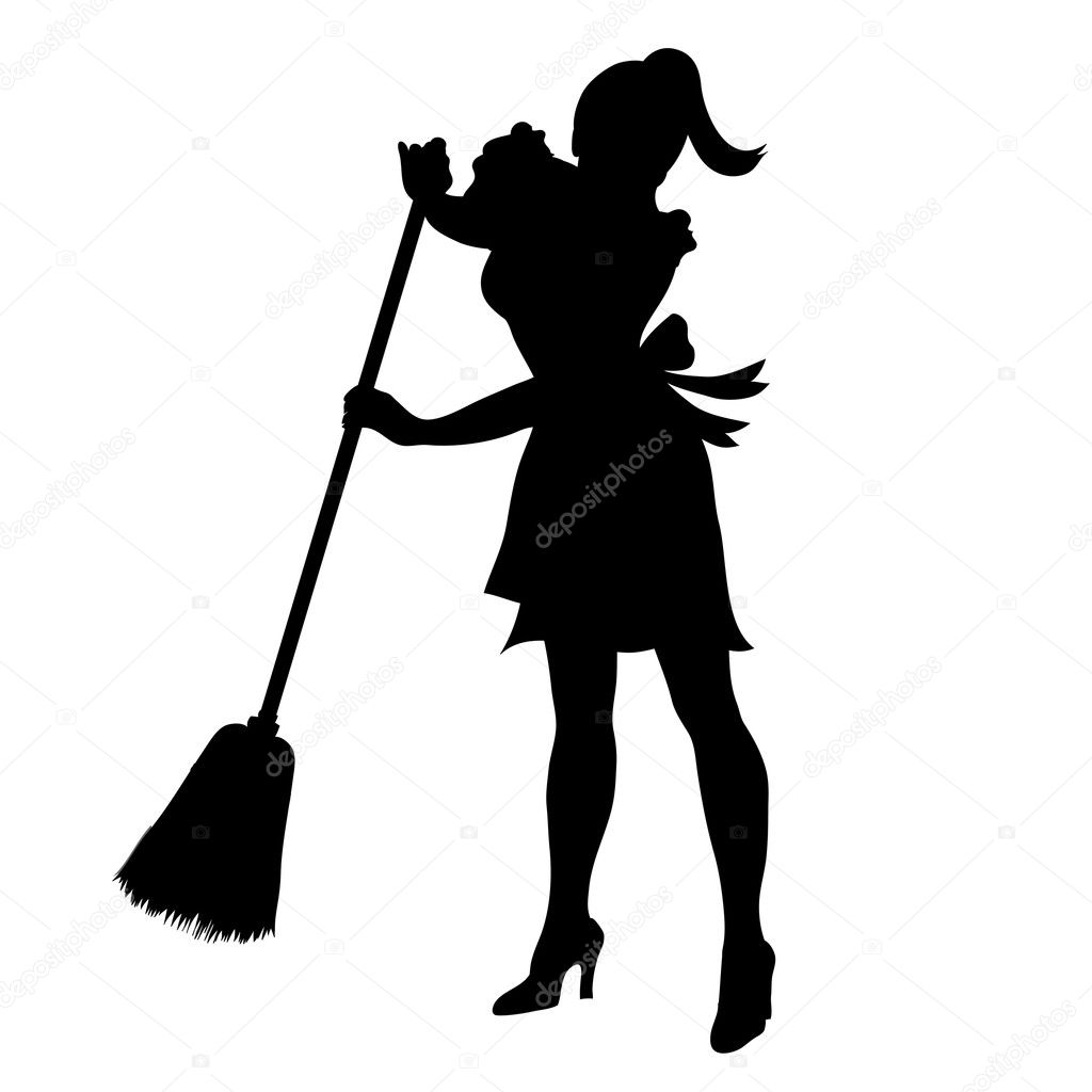 Clipart: sweeping clip art.