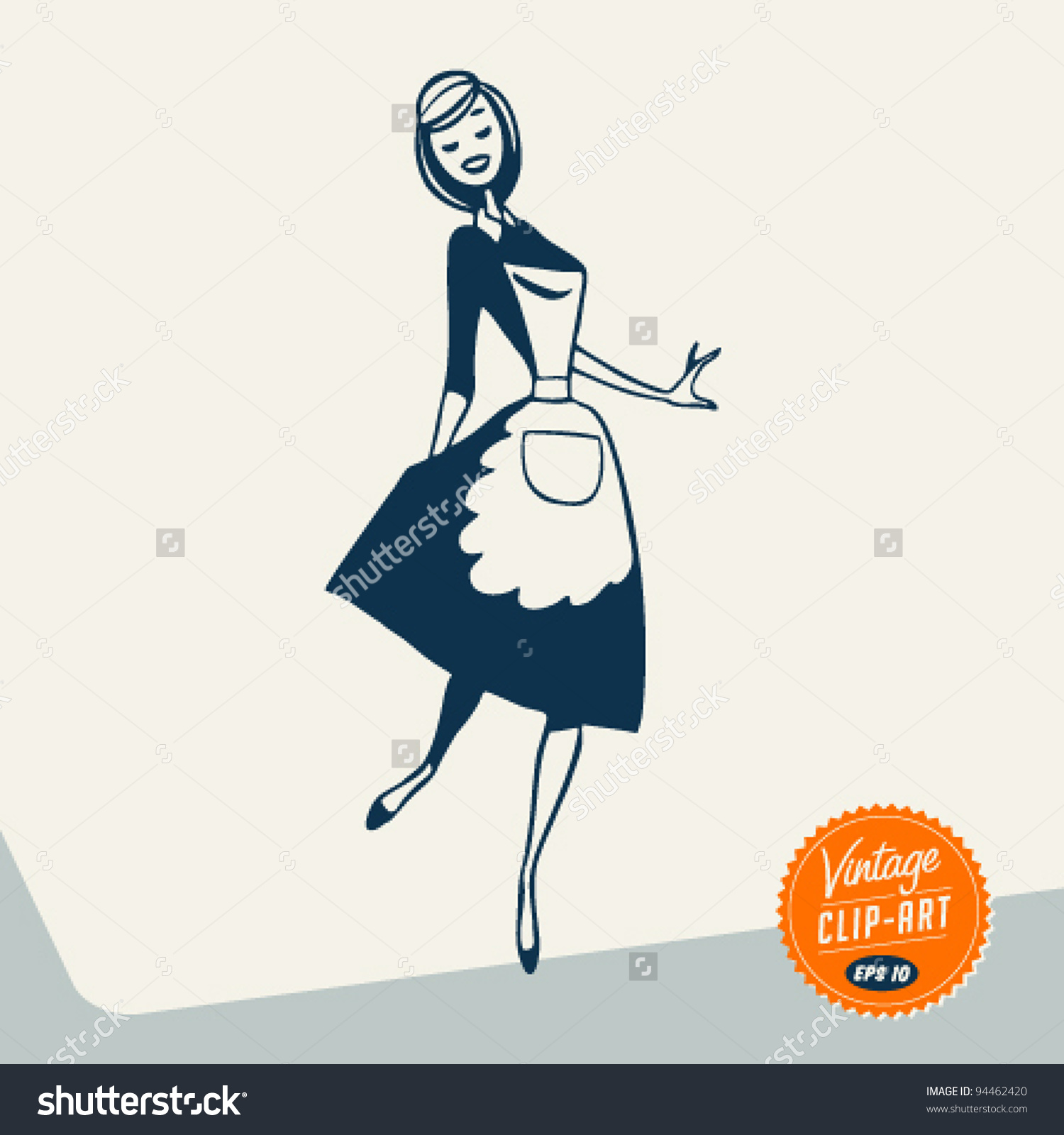 Maid Cartoon Clip Art (69+).