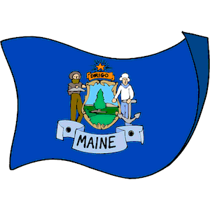 Maine clipart, cliparts of Maine free download (wmf, eps, emf, svg.