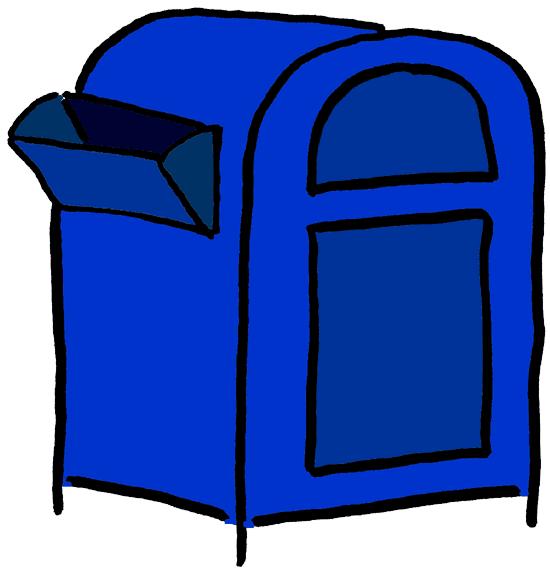 Mailbox Clipart.