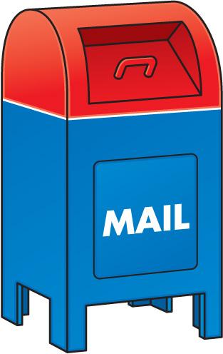 Mailbox 20clipart.