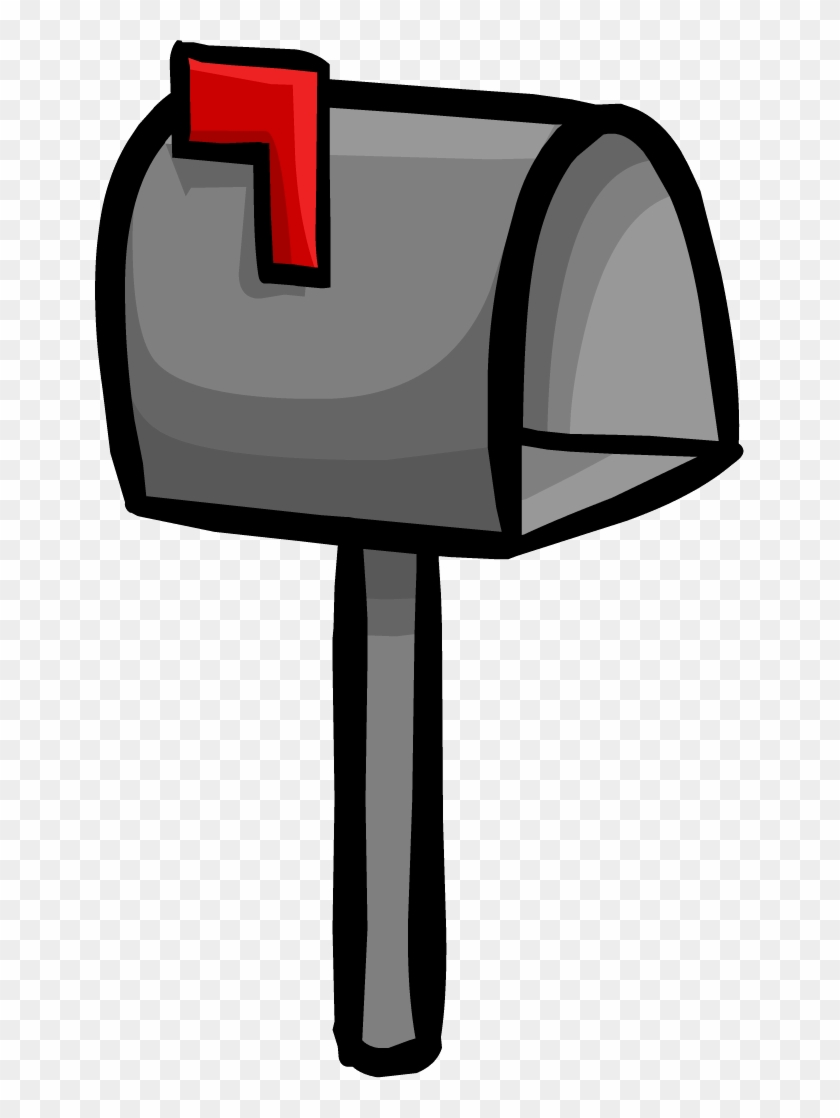 Mailbox Furniture Icon.