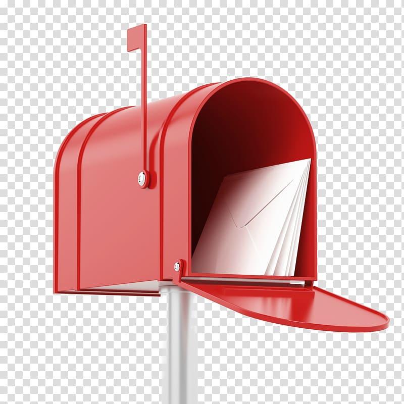 Post box Mail Post.