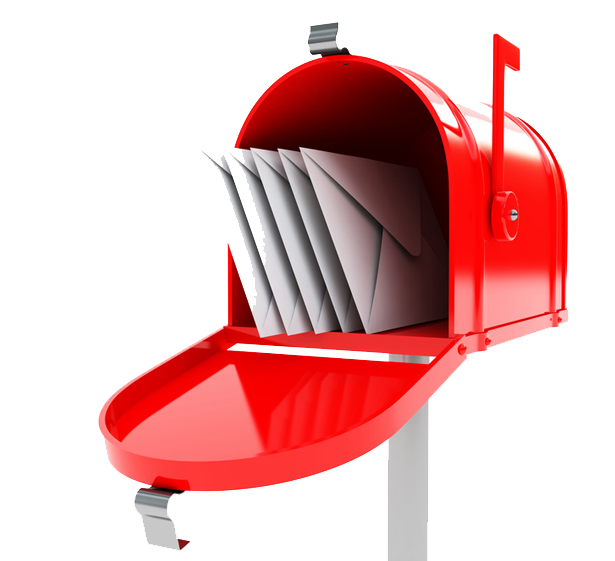 Mailbox PNG Transparent Images.