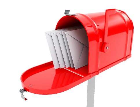 Mailbox PNG High.