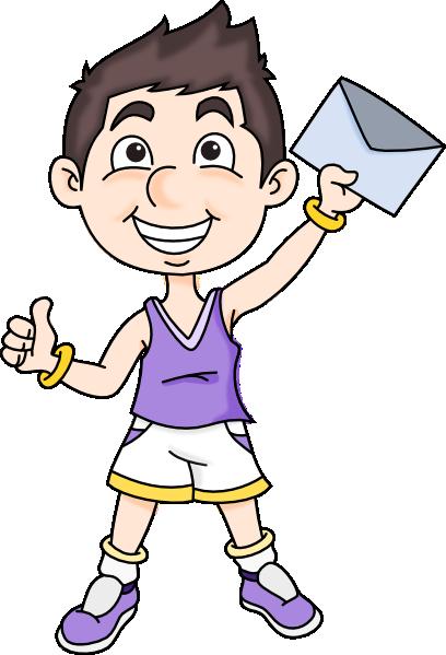 Mail Boy Clip Art at Clker.com.