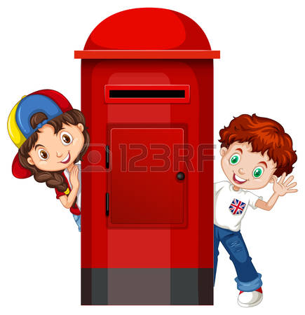 Clipart Mail Box Stock Photos & Pictures. Royalty Free Clipart.
