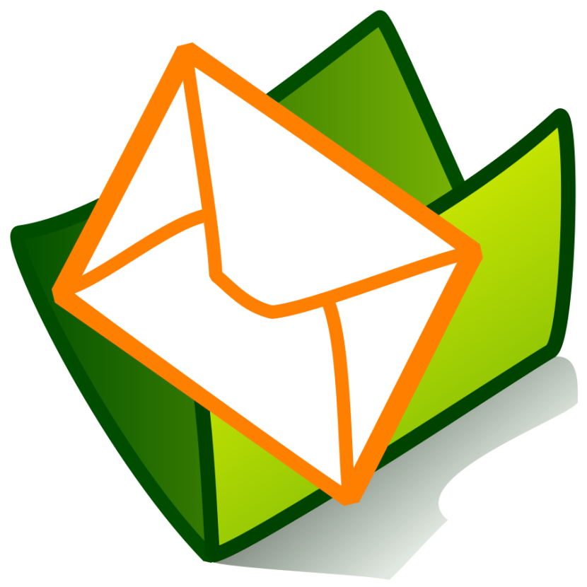 Best Mail Clipart #10424.