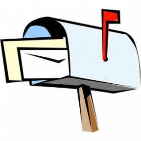 Student Mail Clipart.