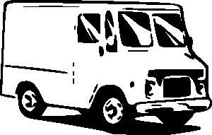 Mail Truck.