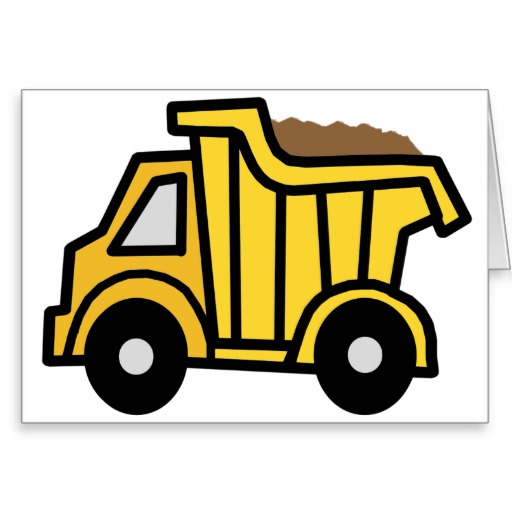 Mail truck clipart christmas.