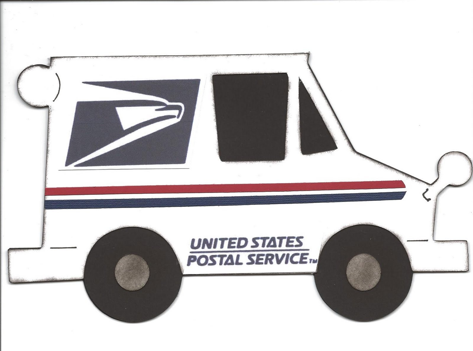 2186 Mail free clipart.