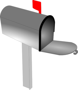 Empty Mailbox Clip Art at Clker.com.