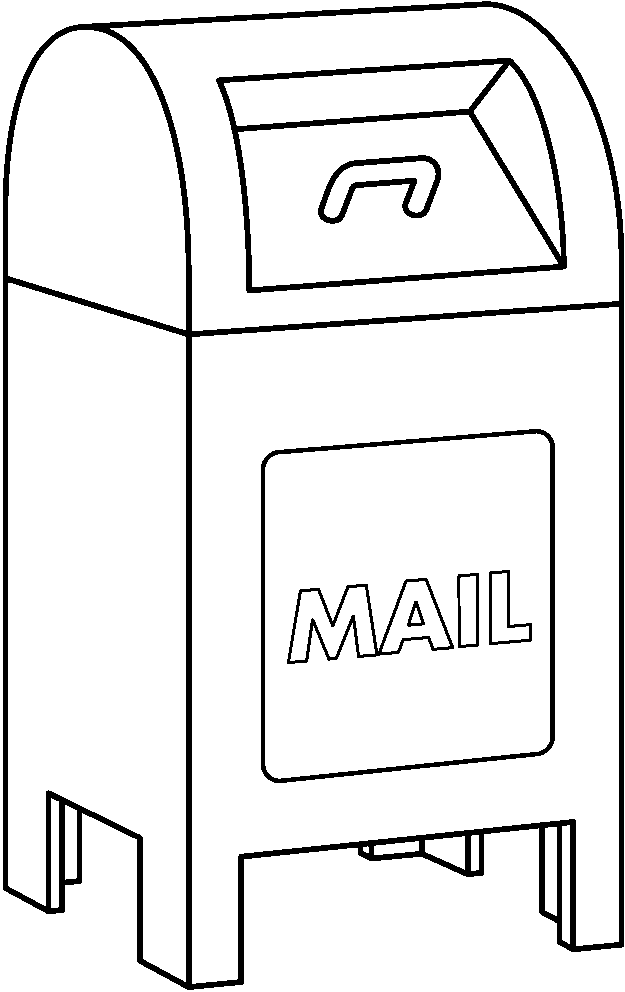 Free White Mailbox Cliparts, Download Free Clip Art, Free.