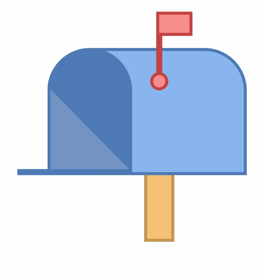 Great Open Mailbox Transparent & Png Clipart Free Download.