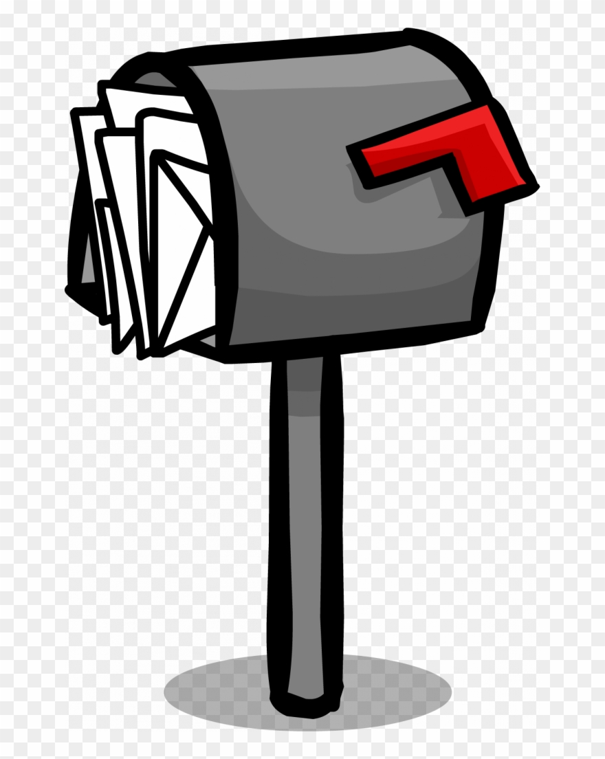 Download Luxurious And Splendid Mailbox Clipart.