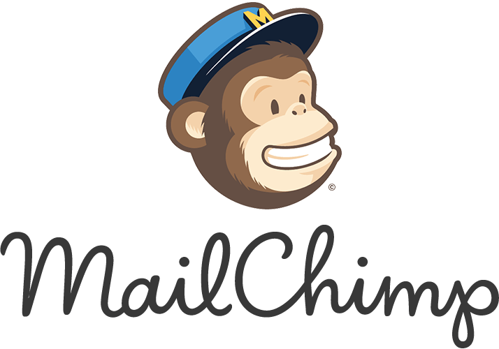 Mailchimp Logo Text transparent PNG.
